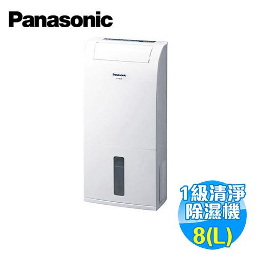 國際 Panasonic 8公升 清淨除濕機 F-Y16CW