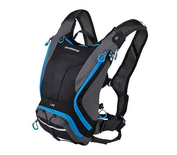 【7號公園自行車】SHIMANO UNZEN 6系列水袋背包 2016新款(水袋另購)