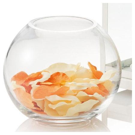 圓形玻璃花瓶 CS-6