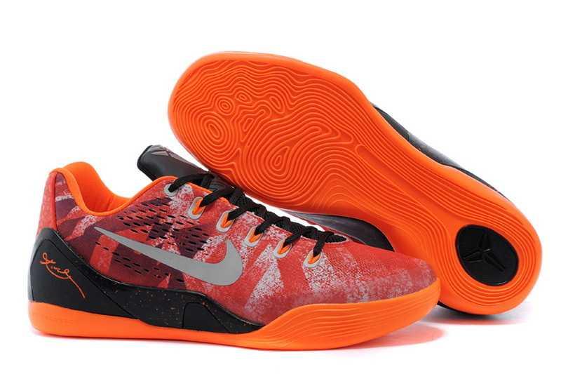 Nike kobe 9代低幫籃球鞋  男款