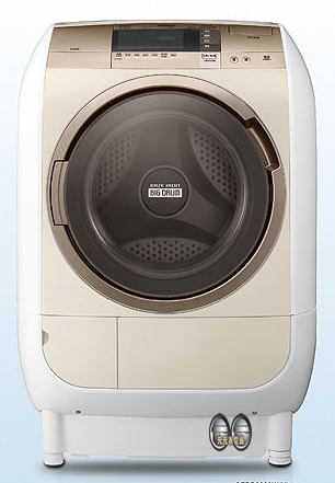 【HITACHI日立】12公斤風熨斗滾筒洗脫烘洗衣機SFBD2900W(左開)~(限區配送+安裝)~缺貨中~