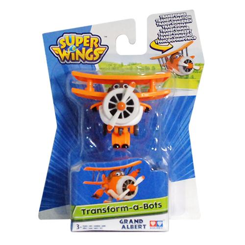 ★衛立兒生活館★Super Wings 超級遊俠-迷你變形-鬍子爺爺AL34661