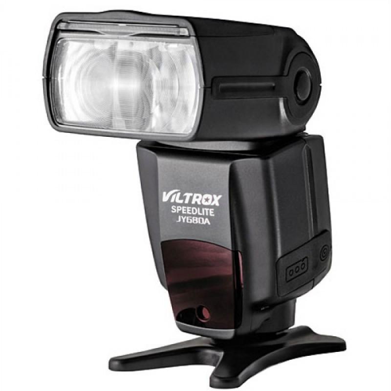 【普羅相機】VILTROX 唯卓 JY-680A  單點觸發閃光燈 (各系統通用)
