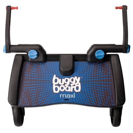 ★衛立兒生活館★Lascal - BuggyBoard Maxi 推車輔助踏板-Blue