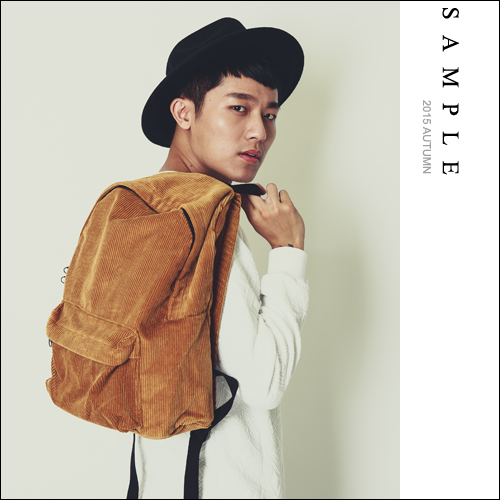 後背包【SA14412】韓國製 冬天限定高級絨布【Sample】