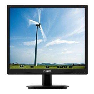 *╯新風尚潮流╭* PHILIPS飛利浦 19吋 S系列 LED液晶顯示器 DVI-D VGA 5:4 19S4QAB
