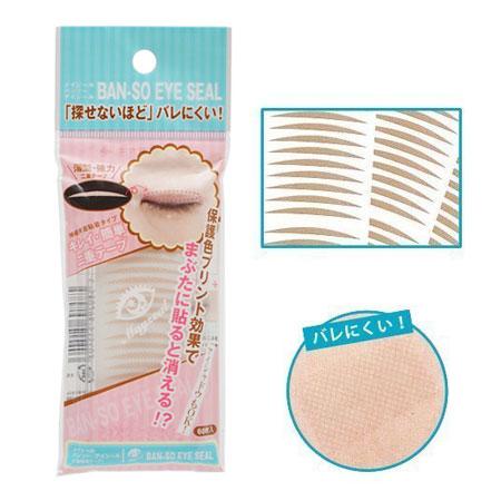 日本 Mayzeal 半透明雙眼皮貼 60枚入 超薄超隱形雙眼皮貼 雙眼皮貼【B061403】