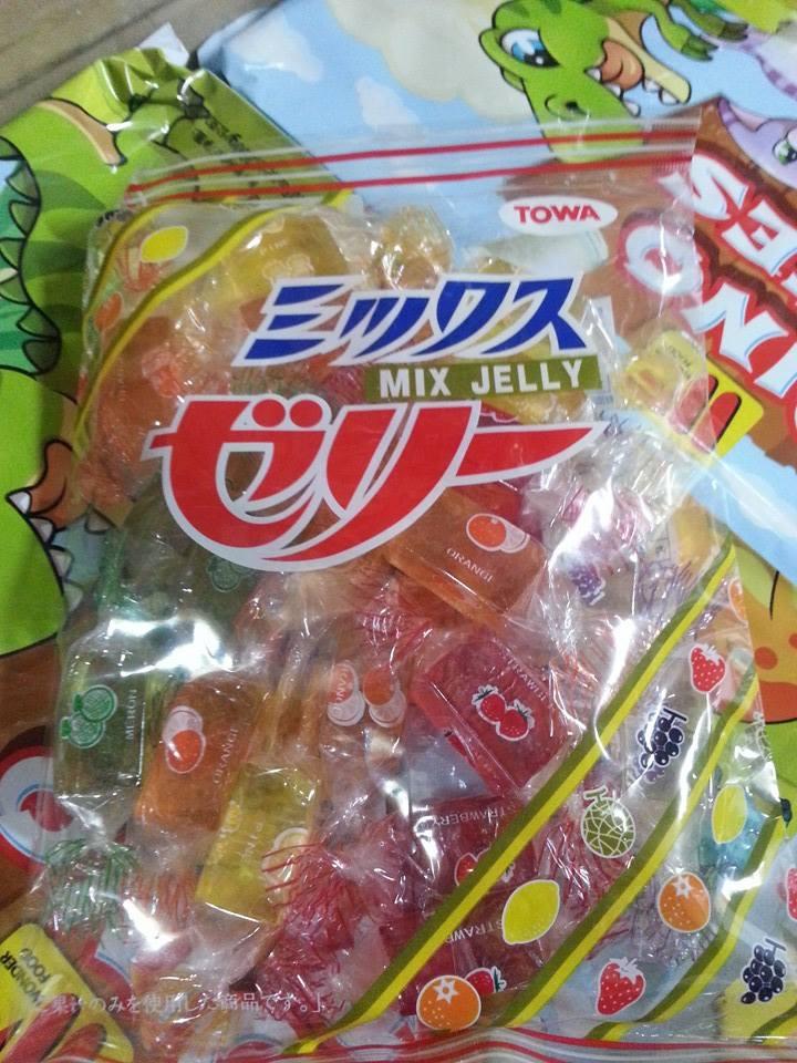 有樂町進口食品 買一送ㄧ日本 東豐 綜合水果軟糖 4973279400016