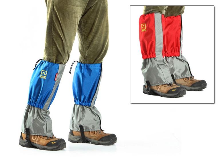 【露營趣】中和 TNR-160 防水透氣綁腿 雪套 腳套 防水綁腿 登山綁腿 非犀牛903