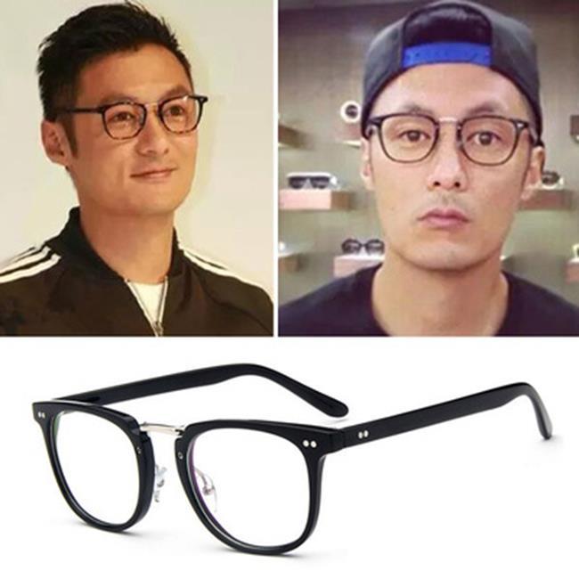 50%OFF【J020102GLS】2016復古韓版余文樂款眼鏡框時尚框架鏡配近視平光鏡眼鏡架
