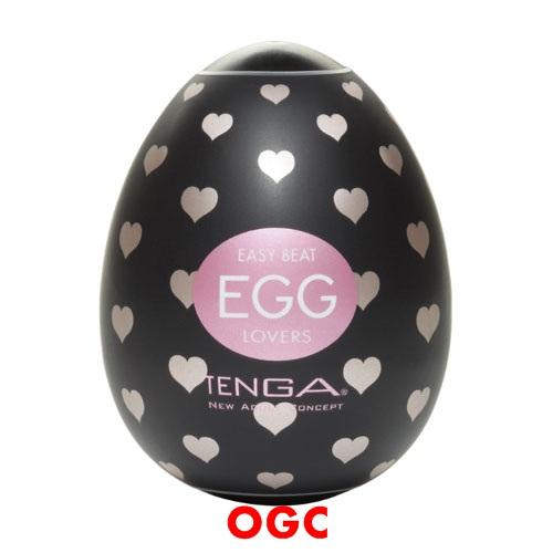【OGC情趣用品】TENGA。EGG THUNDER【愛心型】
