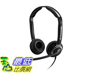 [美國直購] 耳機 Sennheiser Binaural Headset with Xl Ear Cap (CC 550)