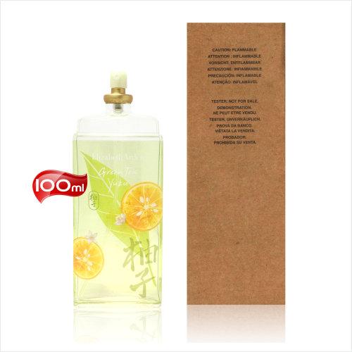 【省錢自用款】雅頓(綠茶柚子)女性淡香水-100mL試用品包裝 [53723]