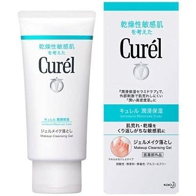 日本花王 珂潤 CUREL 乾燥性敏感肌系列 深層卸妝蜜 130g ☆真愛香水★