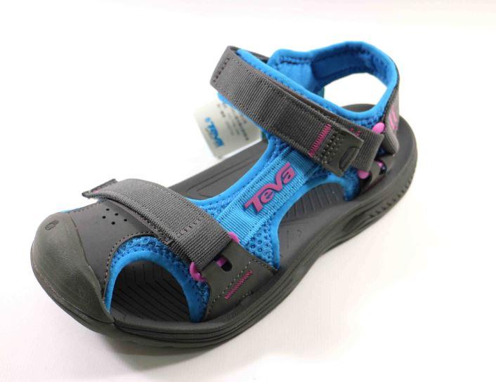 [陽光樂活] TEVA HURRICANE 女款 避震耐磨 護趾水陸兩用運動涼鞋 TV1000357BPN