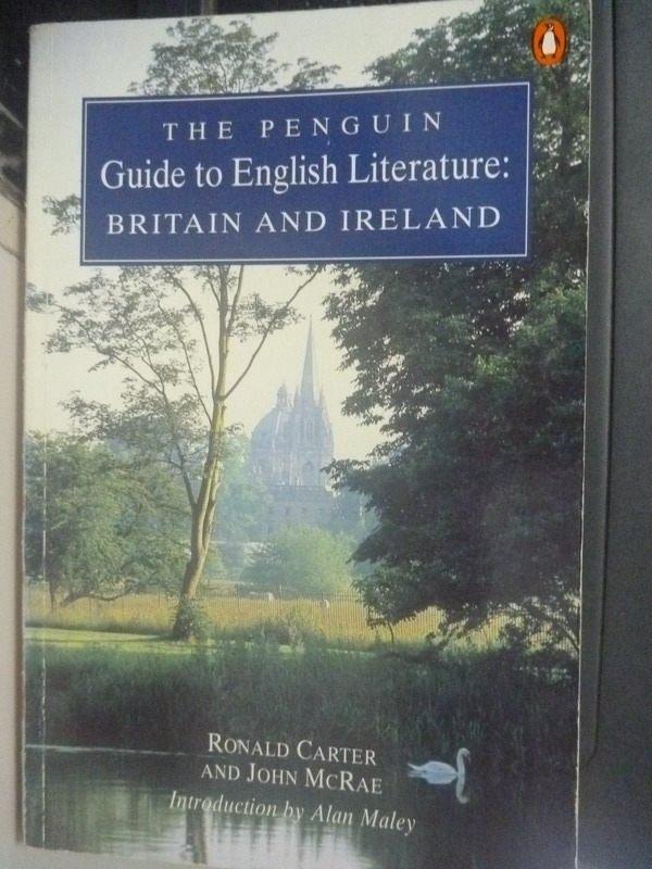 【書寶二手書T2/語言學習_WDV】The Penguin Guide to English