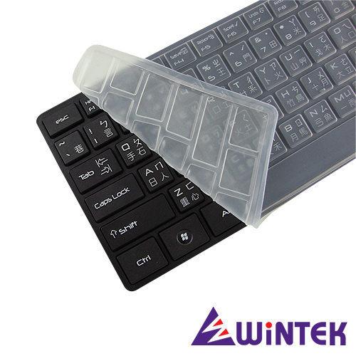 {光華成功NO.1} WINTEK 文鎧 WK550 黑天使多媒體超薄USB 有線鍵盤 送鍵盤膜   喔!看呢來