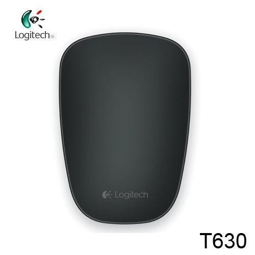 [nova成功3C]羅技 Logitech T630 黑色 超薄 觸控滑鼠