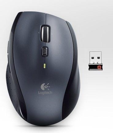 [NOVA成功3C]羅技 Logitech M705 馬拉松滑鼠 M705 Marathon Mouse