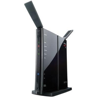 [nova成功3C]Buffalo WZR-HP-G300NH2 802.11n 300Mbps High Power 無線基地台