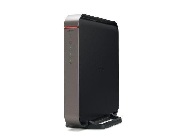[nova成功3C] Buffalo WZR-900DHP 雙頻900M high power無線分享器