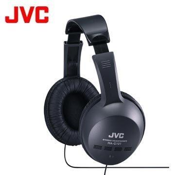 {光華新天地創意電子}JVC HA-G101 立體聲全罩式耳機  喔!看呢來