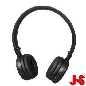 [NOVA成功3C]淇譽 JS HMH038 黑色 藍芽無線立體聲耳機(藍芽v2.1)