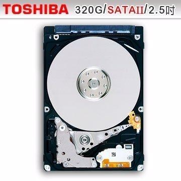 [nova成功3C]TOSHIBA 東芝 MQ01ACF032 320GB 7200轉 7mm 16M快取 2.5吋 SATA3內接硬碟