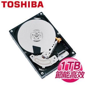 [nova成功3C]TOSHIBA 東芝 DT01ABA100V 1TB 3.5吋 32M快取 SATA3影音監控硬碟