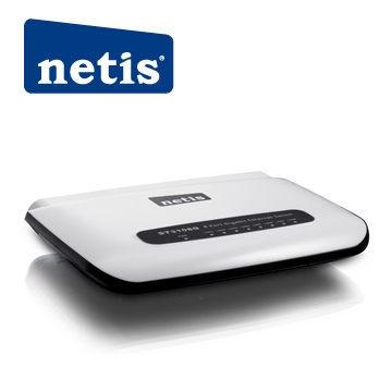 [NOVA成功3C]netis ST3108G 8埠Gigabit乙太網路交換器