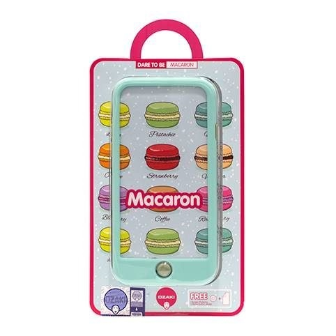 [NOVA成功3C]Ozaki O!coat Macoron iPhone 6 馬卡龍矽膠保護套    喔!看呢來