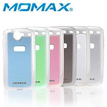 [NOVA成功3C]【MOMAX iCase Pro】HTC Google Nexus One 軟硬雙色保護套.