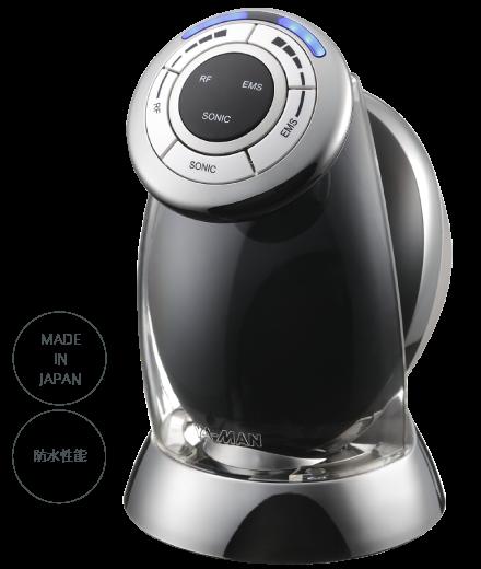 (現貨) 同日本 YA-MAN RF BEAUTE 射頻溶脂塑身儀 黑色  HRF-2  METIS 家庭用 防水 美容器 按摩 緊膚 纖體儀 美體儀 瘦身
