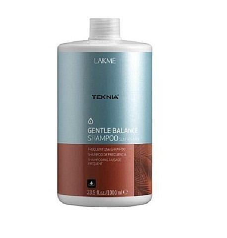 LAKME 萊肯 沉澱洗髮精 Gentle Balance Shampoo 1000ML 壓頭另購 ☆真愛香水★ 另有出色/蛻變/轉向/直覺/金靡