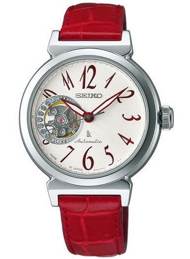 SEIKO LUKIA 經典機械錶(4R38-00N0R(SSA895J1)