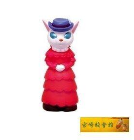 【真愛日本】14121900040 指套娃娃-貓公爵夫人  宮崎駿 猫の恩返し 貓的報恩 手指娃娃 日本帶回