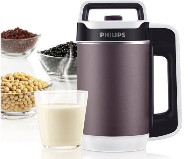 免運費+有機黃豆 PHILIPS飛利浦 全營養免濾豆漿濃湯機/豆漿機/養生豆漿機/九陽豆漿機 HD2079