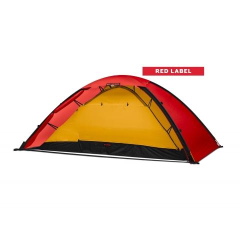 ├登山樂┤瑞典HILLEBERG  紅標 UNNA 溫拿 輕量一人帳篷 紅 #012812