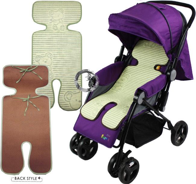 童衣圓【H033】H33草編推車蓆 蜂巢網布 涼爽 透氣 散熱 嬰兒車 手推車 安全座椅 涼蓆 草蓆 坐墊 涼墊 草席