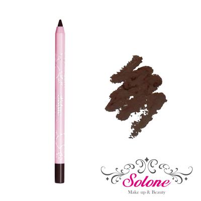 1275-Solone 玫瑰公主花園系列防水眼線膠筆-03咖啡色