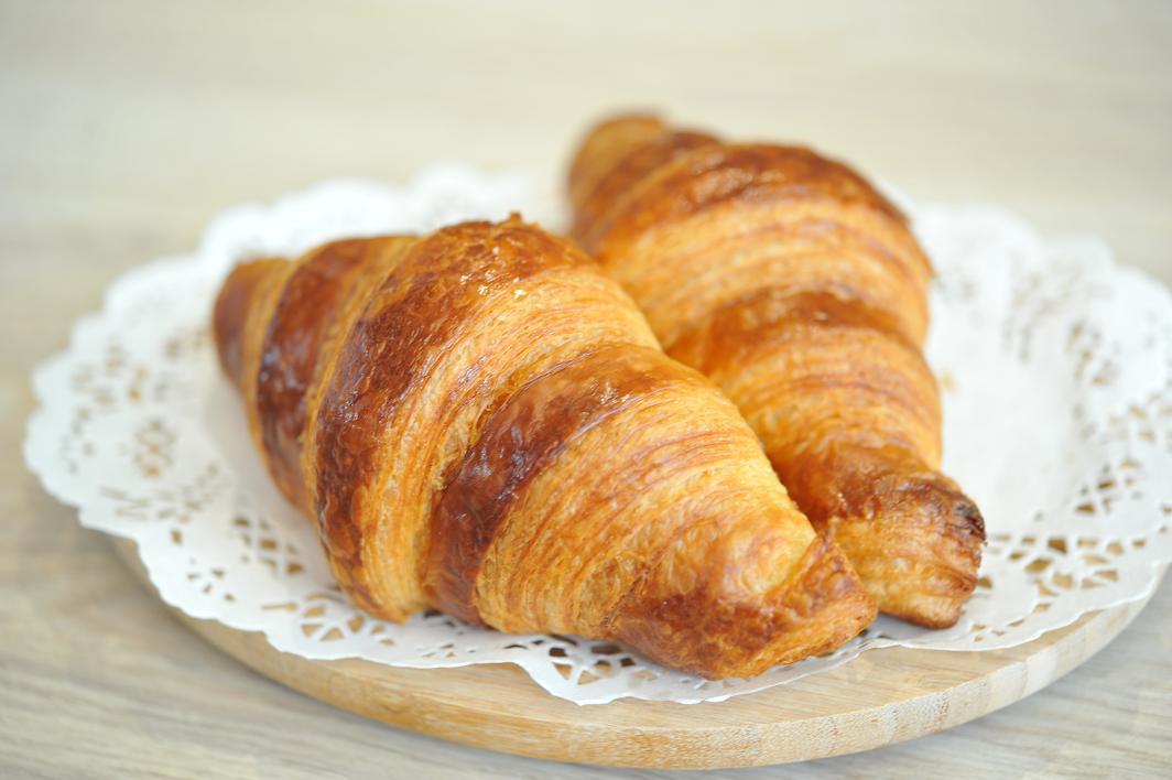 起思味工房❤手作麵包系列❤層次豐富酥脆可頌