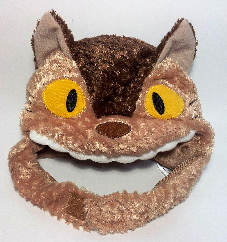 【真愛日本】12120700005 造型帽BABY-貓公車 龍貓 TOTORO 豆豆龍  變裝帽  造型帽