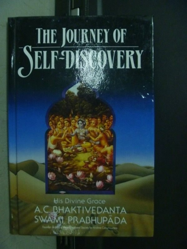 【書寶二手書T2/原文小說_ODK】The Journey of Self-Discovery