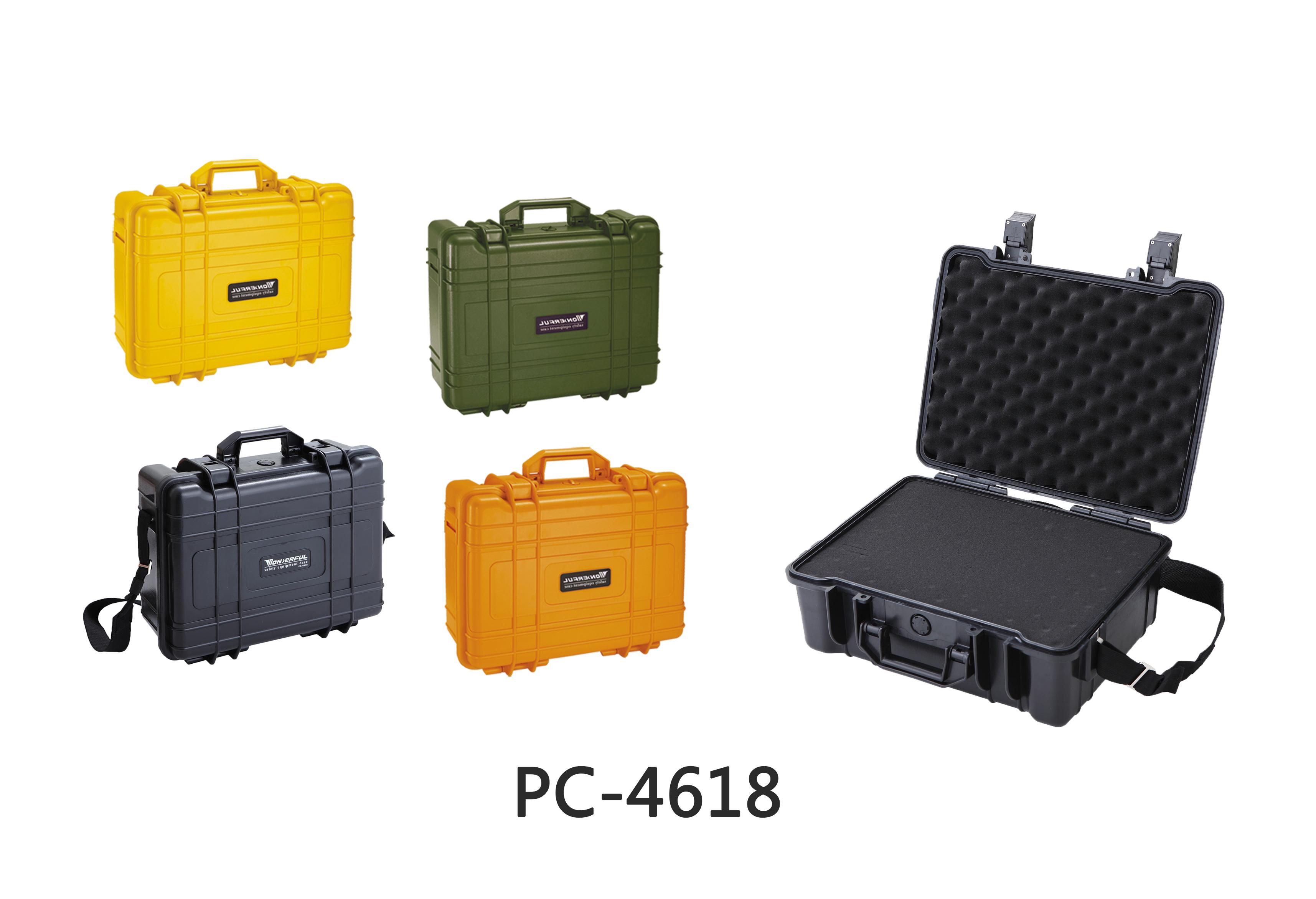 WONDERFUL 萬得福 PC-4618 氣密箱