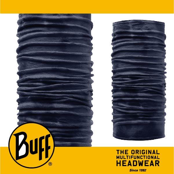 BUFF 西班牙魔術頭巾 美麗諾羊毛系列 紮染 [丹寧水洗感] BF108830