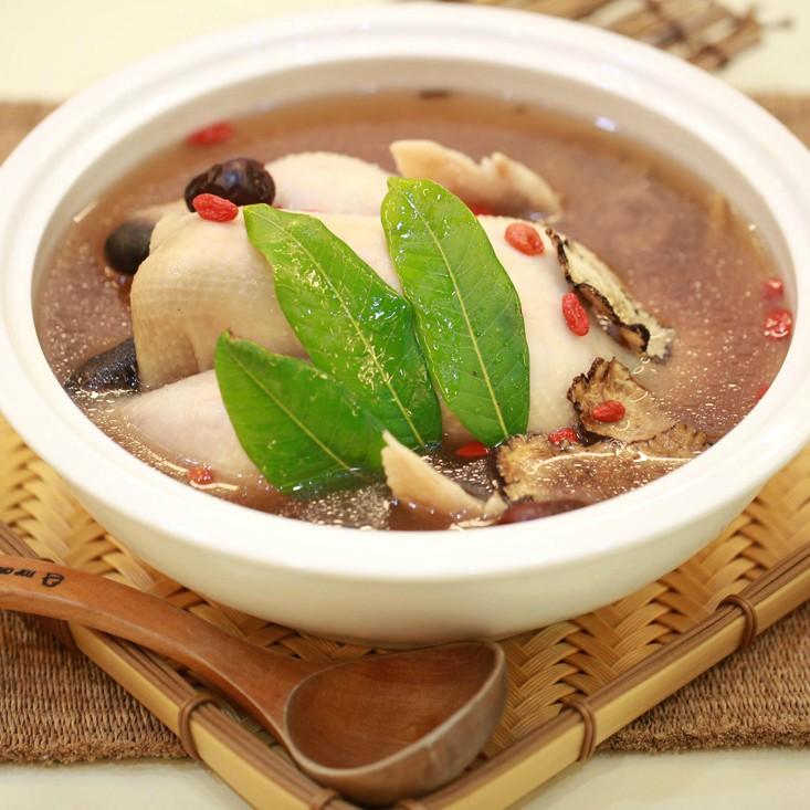 明日葉四物養顏雞湯-3公斤±5%