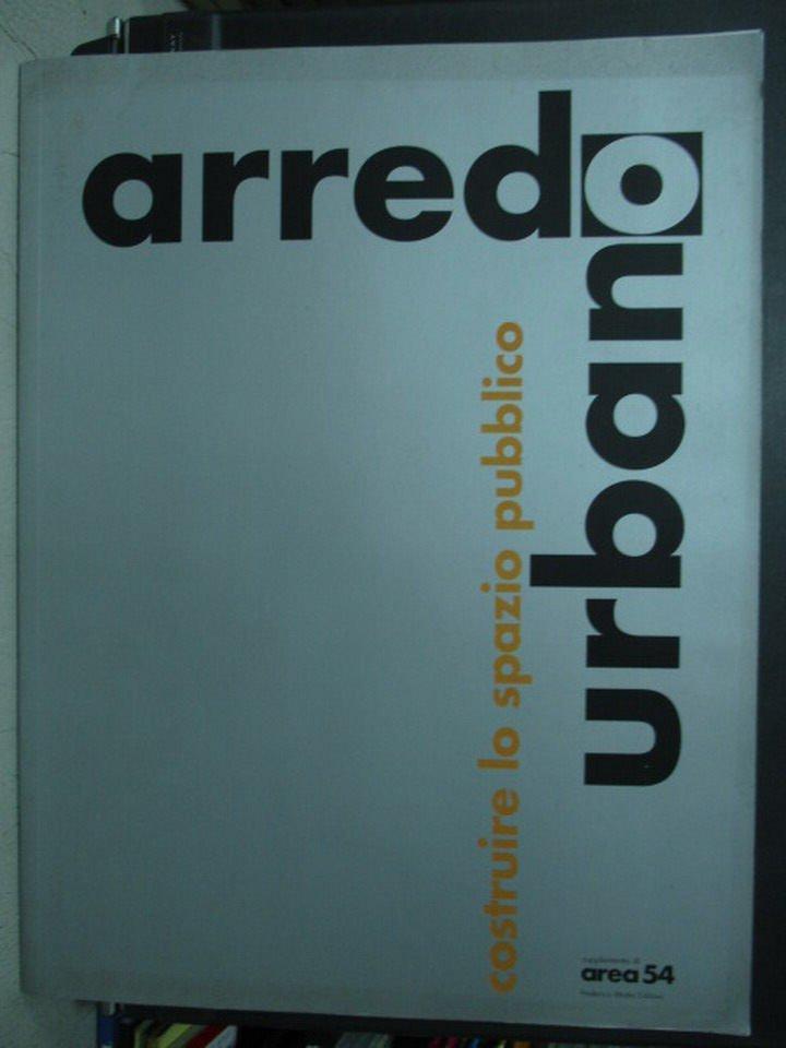 【書寶二手書T4/設計_WGE】Arred Urbano_Costruire lo spazio...