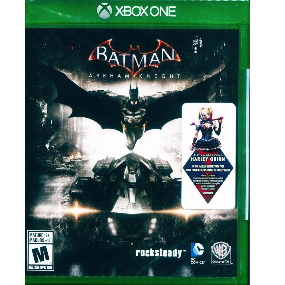 XBOX ONE 蝙蝠俠:阿卡漢騎士 英文美版 Batman: Arkham Knight (附特典)