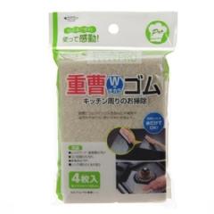 『日本代購品』PRO 廚房清潔小蘇打海綿片 日本製