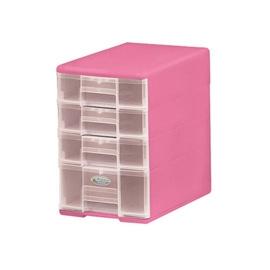 【nicegoods】 四層玲瓏收納盒(塑膠 分格盒 置物盒)